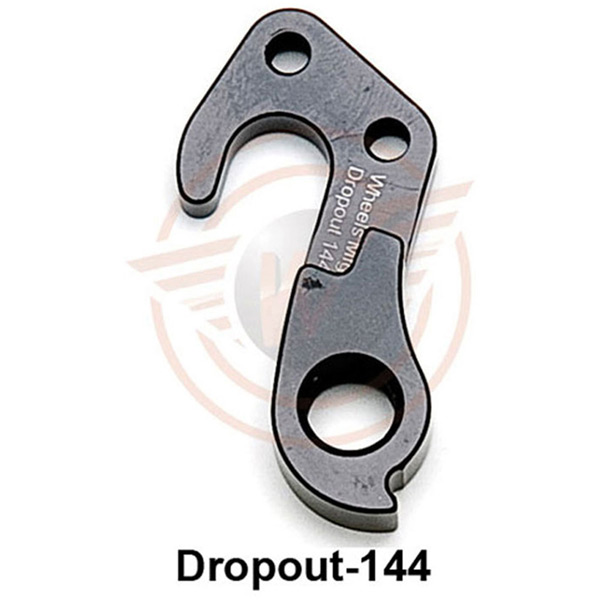 Replaceable derailleur hanger / dropout 144