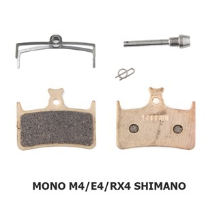 Hope Mono M4/E4 Sintered Brake Pads
