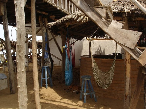 Hammock Bar in Mexico