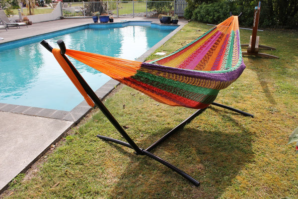 Metal Hammock Stand Adjustable