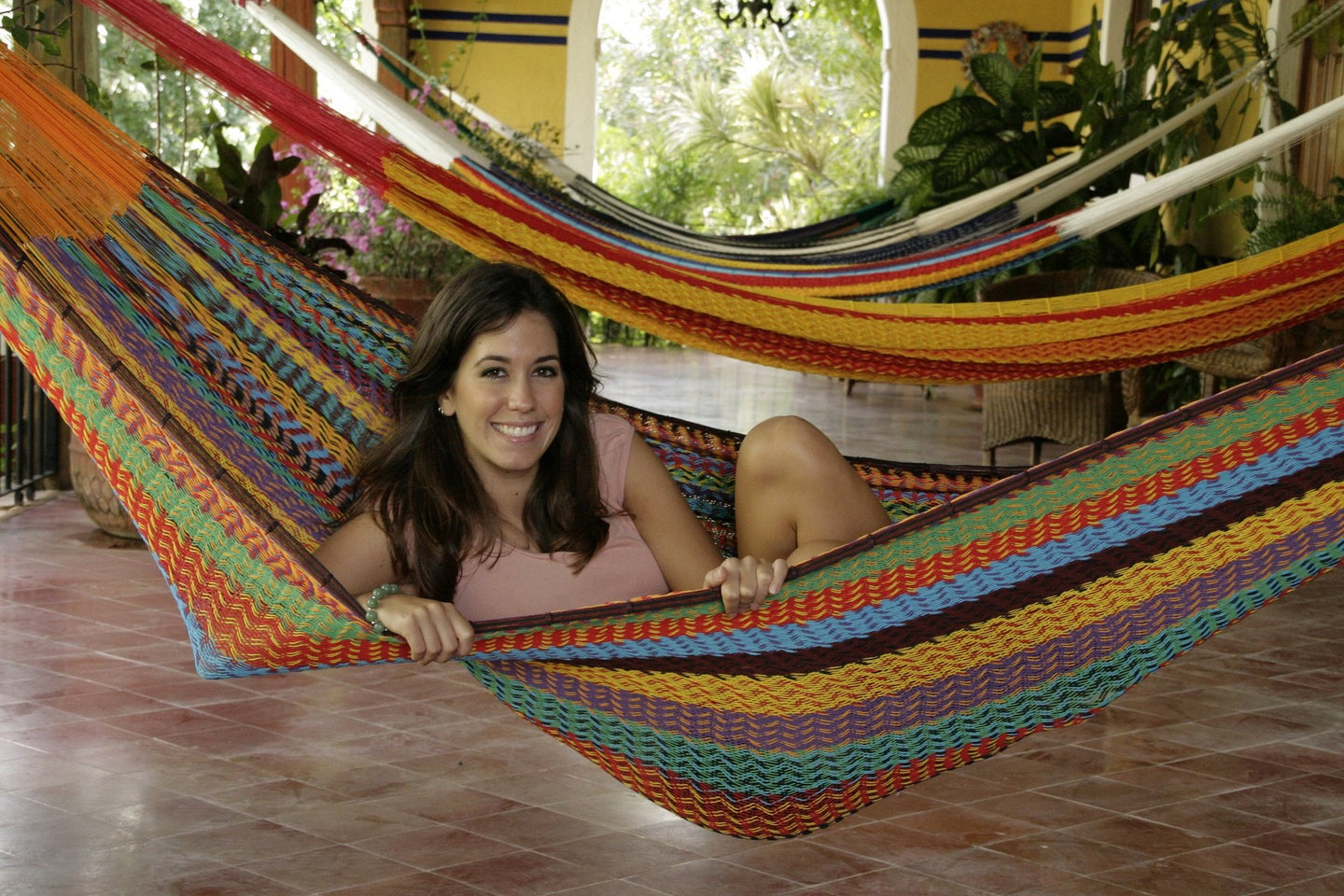 Mexican Hammock - Handwoven Fair Trade