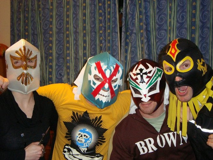 Wrestling Masks - Mexican Made Luchador Mascaras
