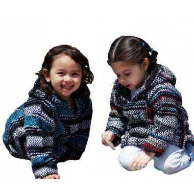 Children's Baja hoodies