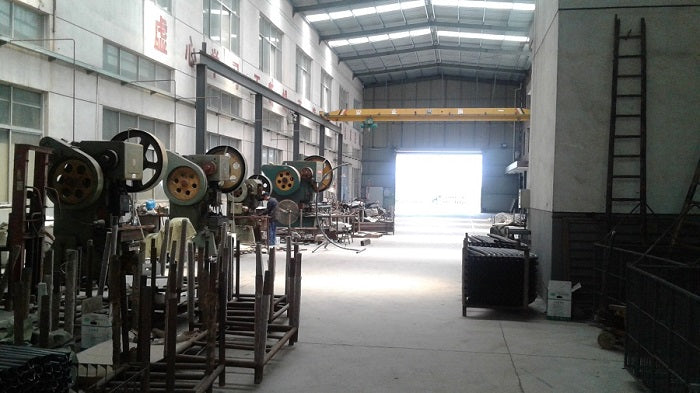 Hammock stand factory production