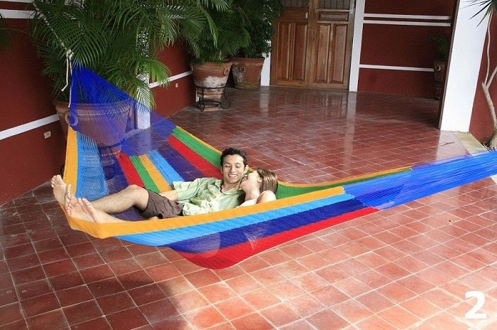 Rainbow Colour Set - Mexican Hammock