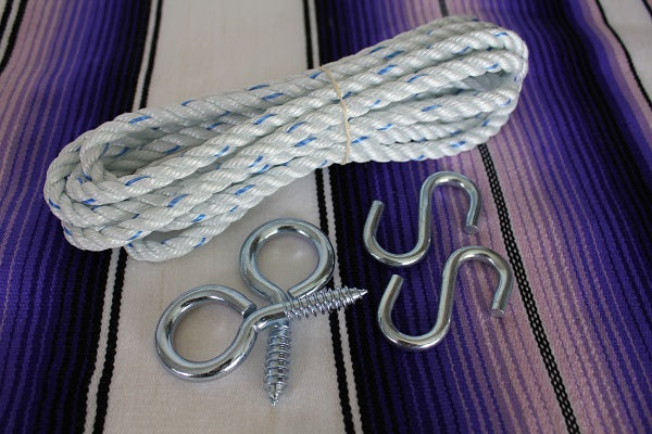 Hammock hanging accessories
