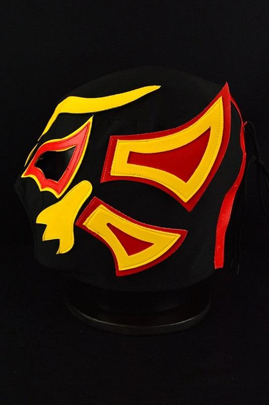Black Drago Mask - Lucha Libre