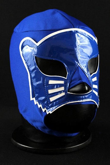 Blue Panther Mexican Wrestling Mask