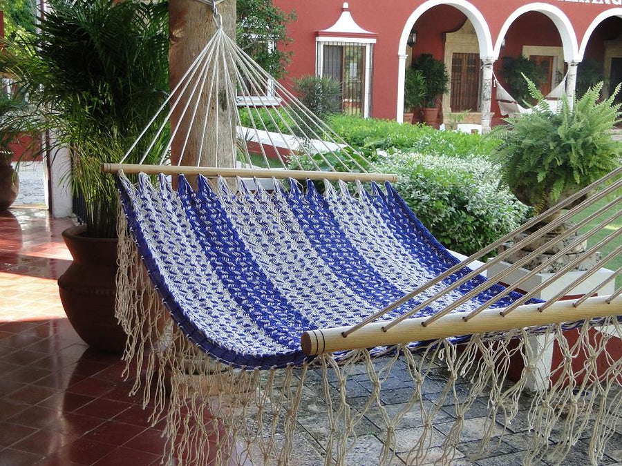 Wood Bar Hammock - Mexican Made