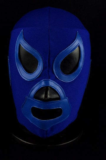 Mexican Blue Wrestling Mask