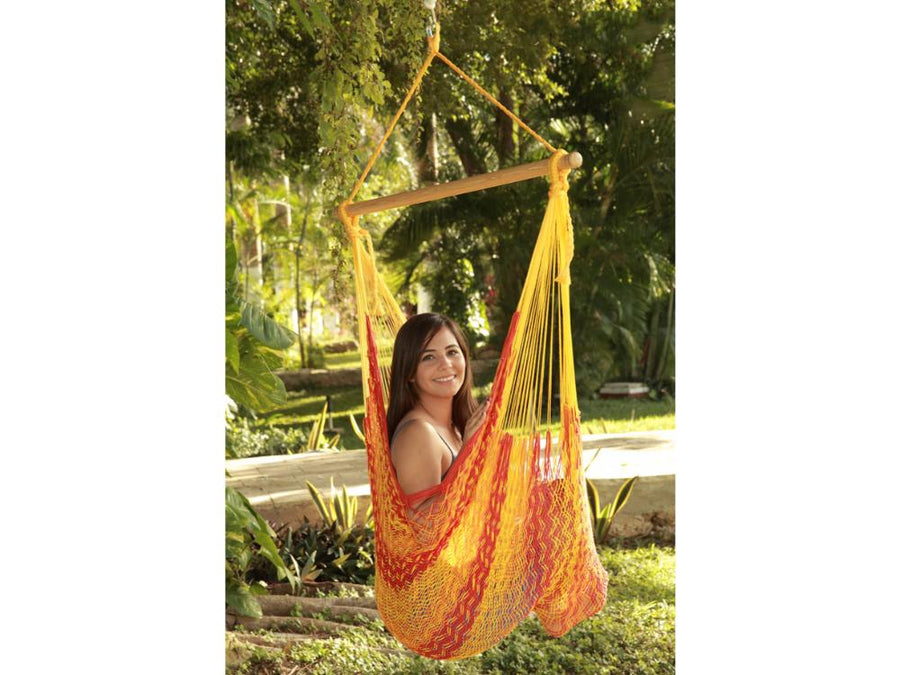 Tequila Sunrise Hammock Colour - Chair Hammock Swing