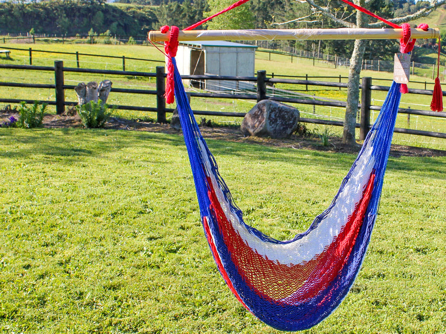 Mexican Woven Hammock Chair