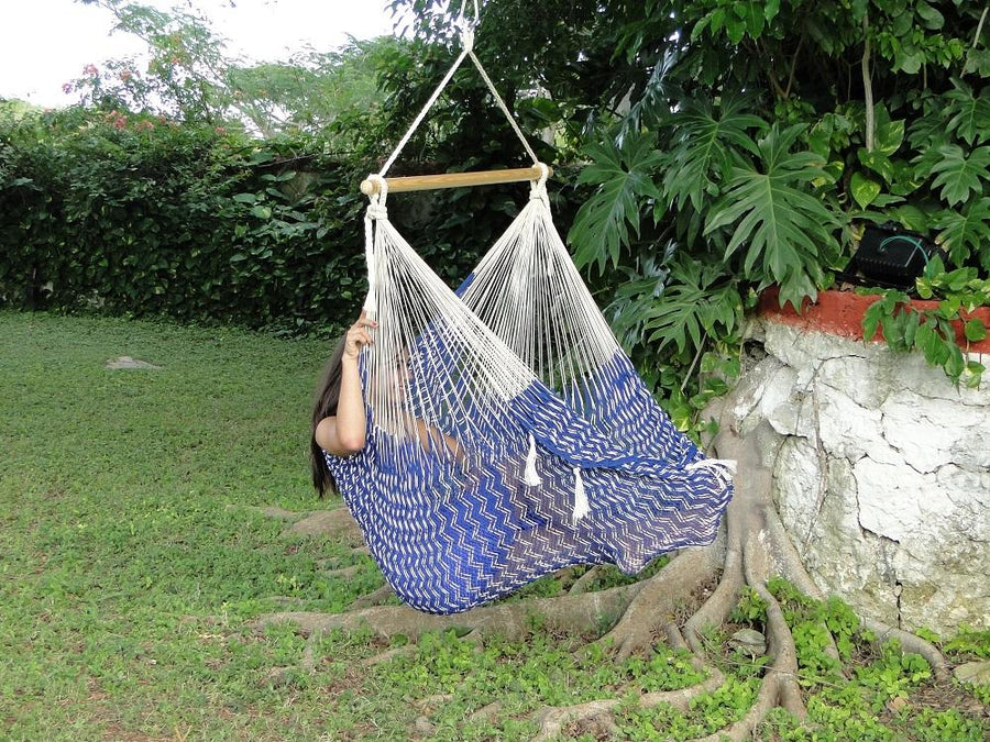 Mexican hammock hanging chair