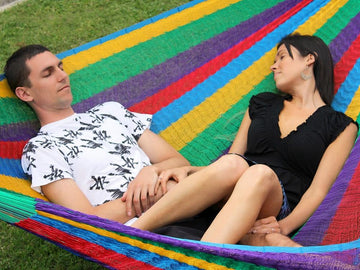 Hammock for two people