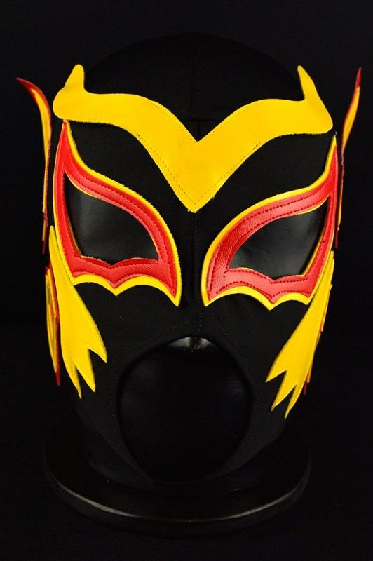Mexican Made Wrestling Mask - Foam Lined