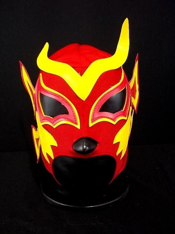 Mask for Lucha Libre