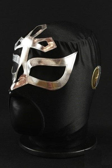 Elegido black wrestling mask