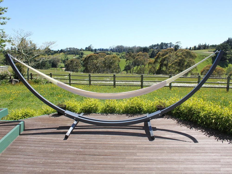 Extra large hammock stand