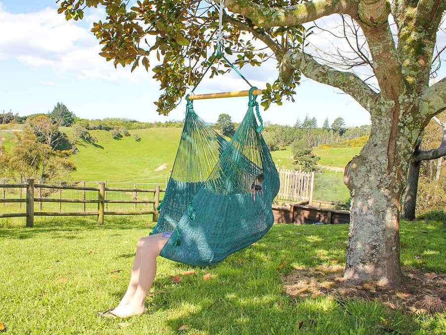Green Garden Hammock Chair