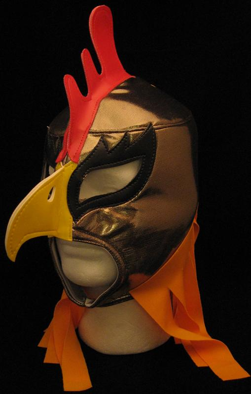 Giro - Chicken Mexican Wrestling Mask