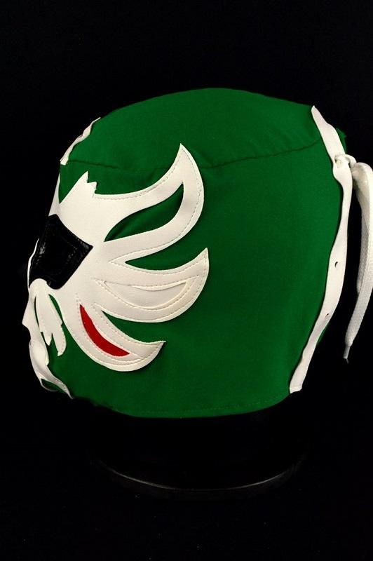 Mexican Dressup Lucha Libre Mask