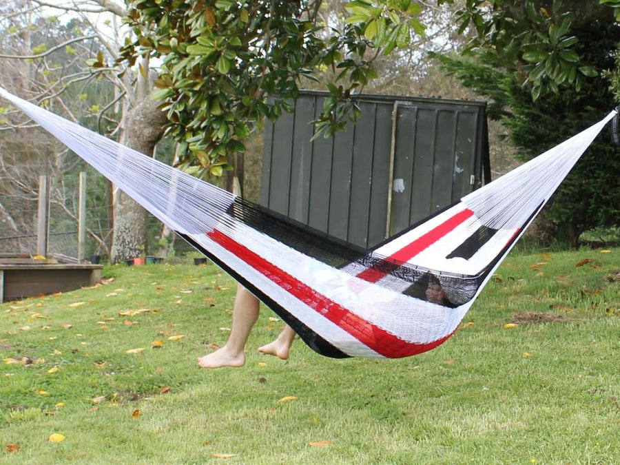 Weather Resistant Outdoor Cotton Hammock