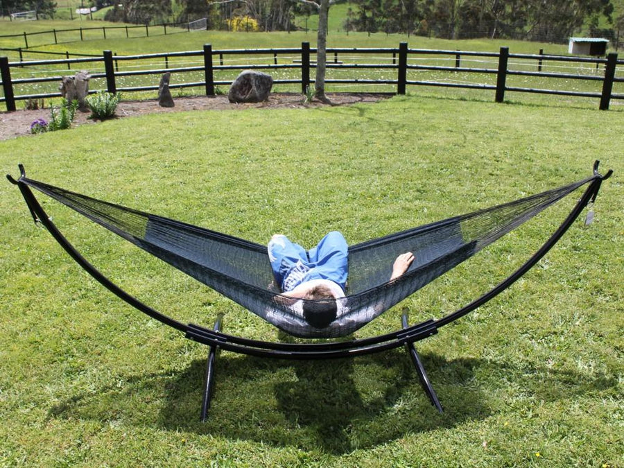 Mexican Hammock and Stand