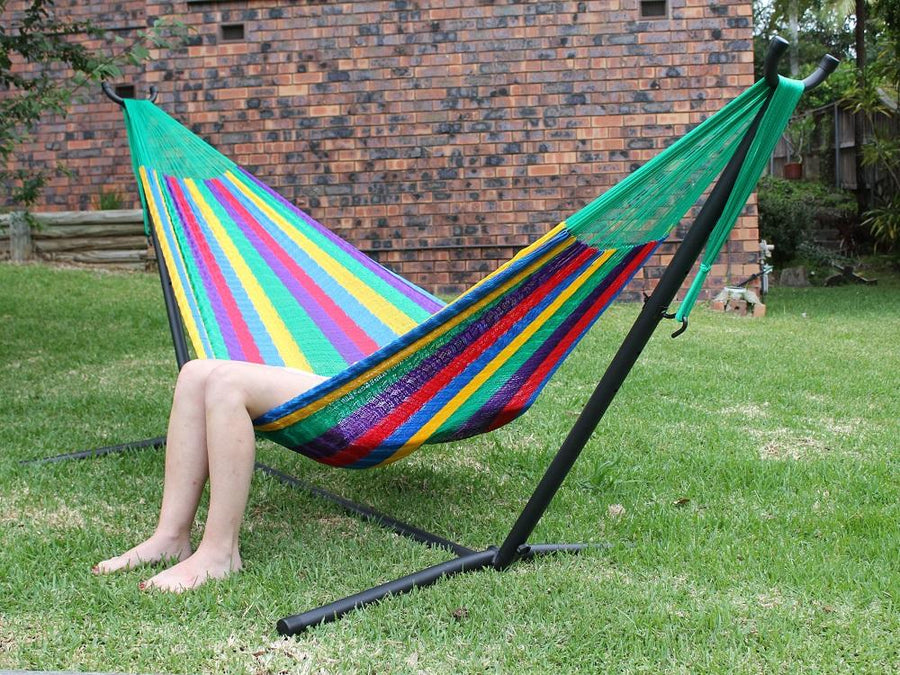 Mexican handwoven fair trade hammocks New Zealand