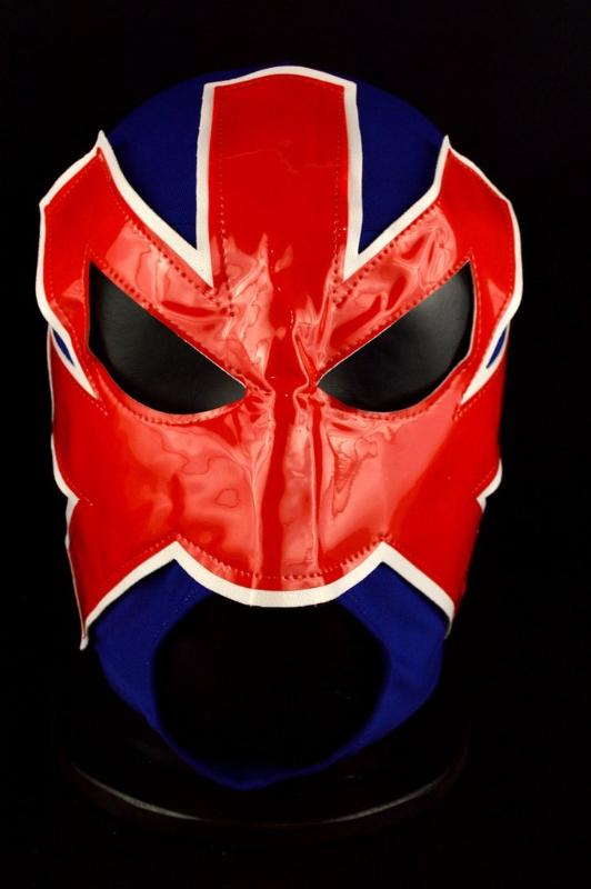 British Mexican Wrestling Mask