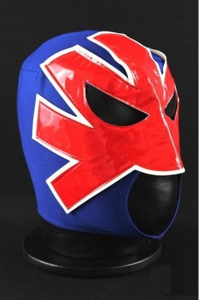 Hooligan wrestling mask Mexican made