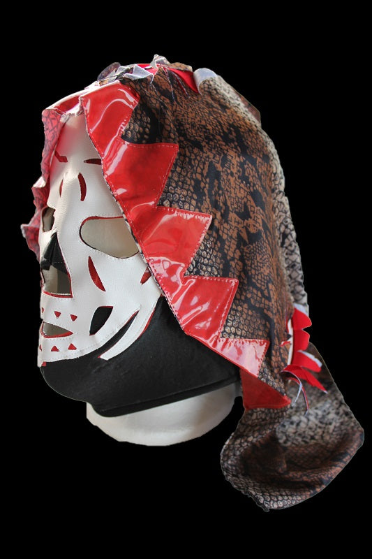 Mexican Wrestler La Parka Mask