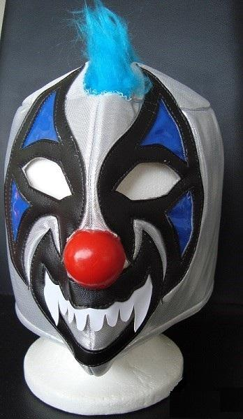 Los Psycho Circus Mexican Wrestling Mask