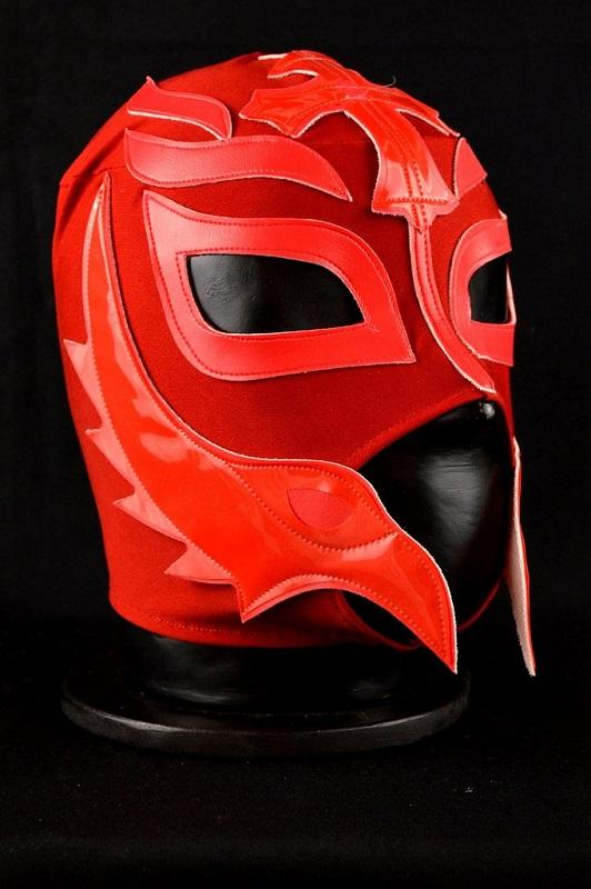 Mask - Mexican Wrestling Costume Mask