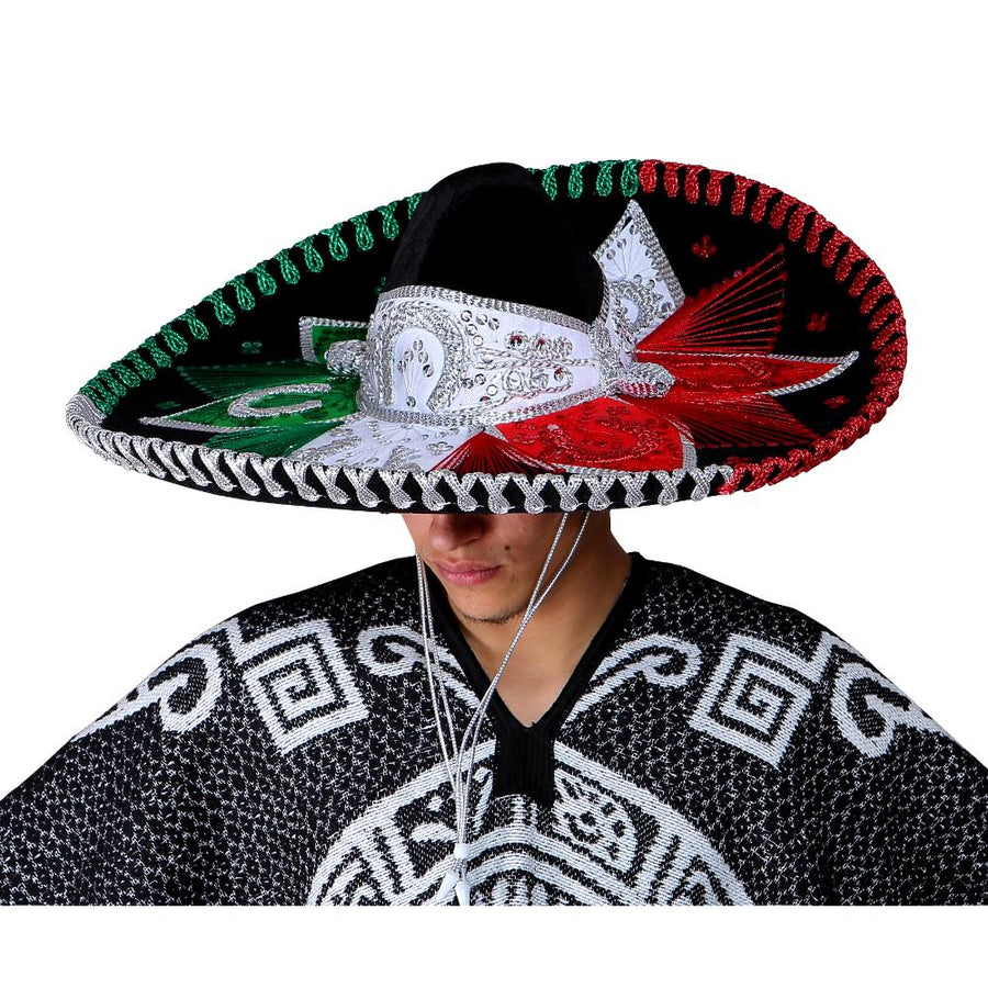 Sombrero - Made in Mexico - Mexican Colours