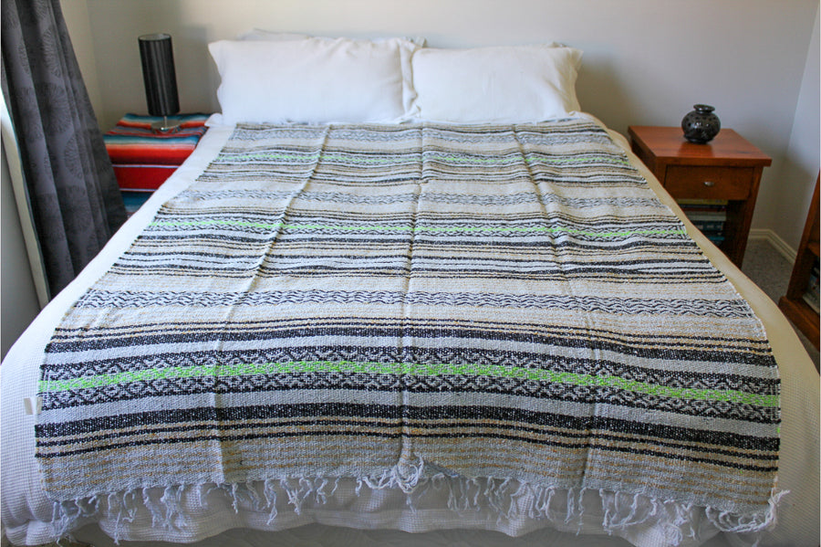 Falsa Blanket on Queen Size Bed