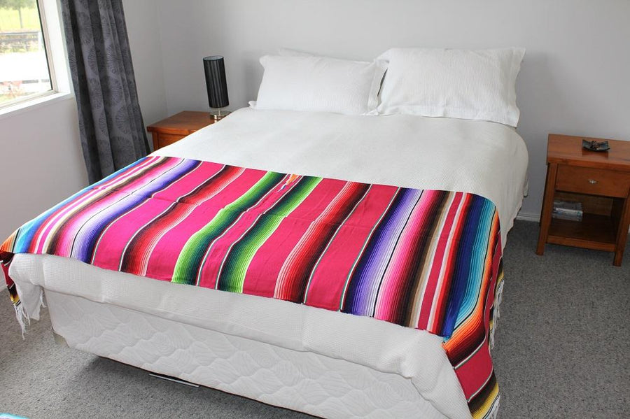 Mexican Bedspread Throw