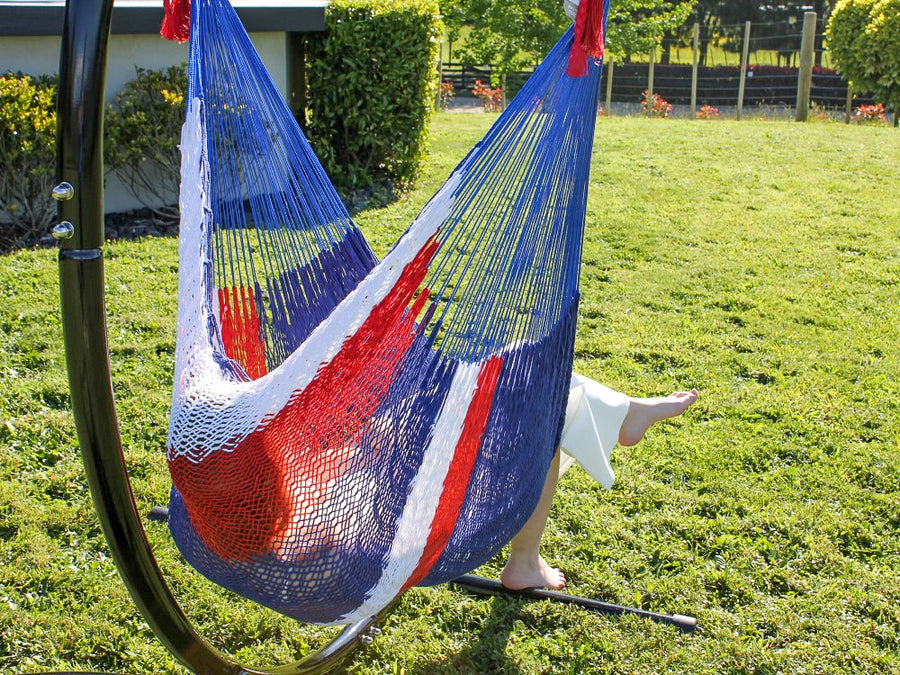 Hanging Chair NZ - Mexican Made Chair Hammock
