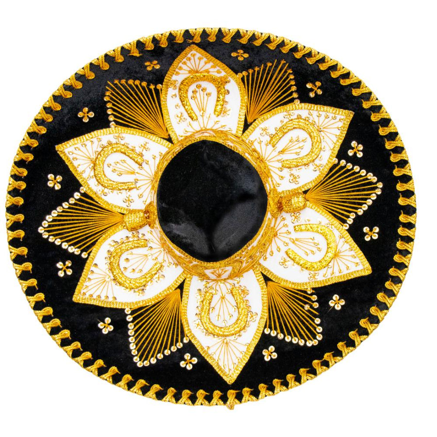 Black and Gold Sombrero NZ