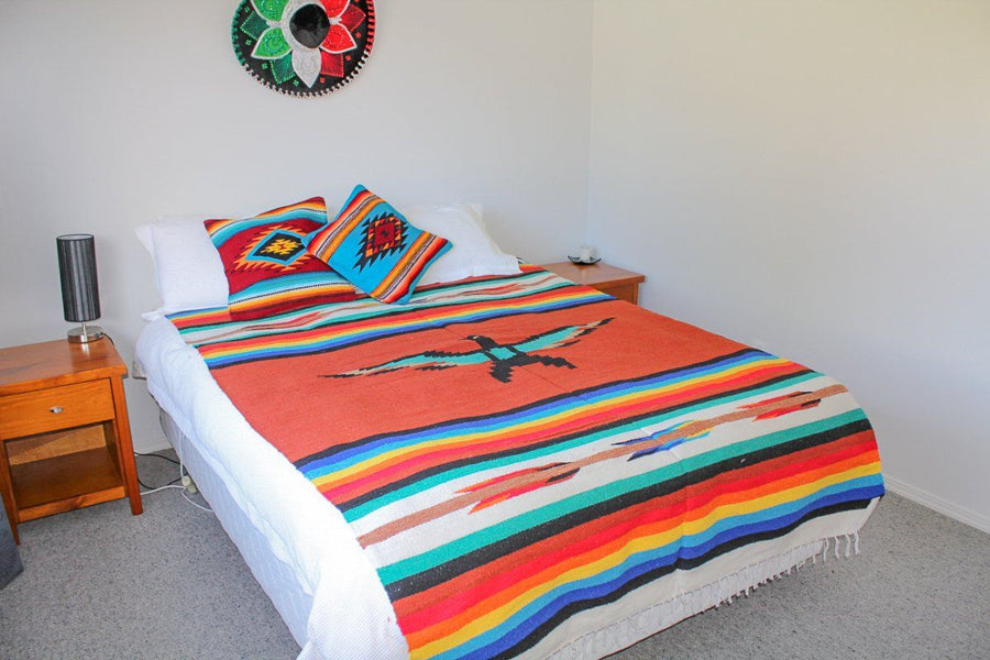XL Size Heavy Mexican Bedspread