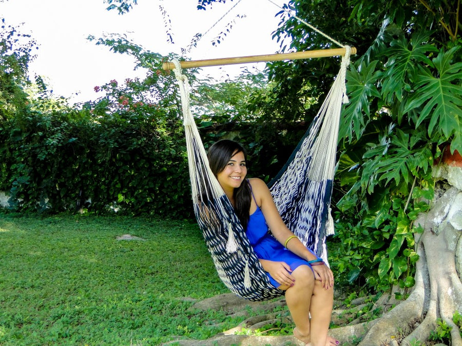 Woven Hanging Chair - Mexican Made