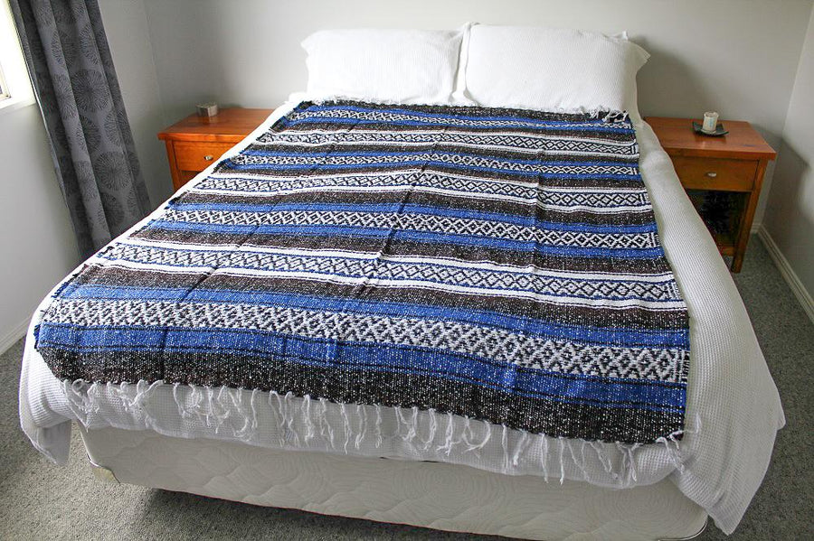 NZ stocked Mexican blankets