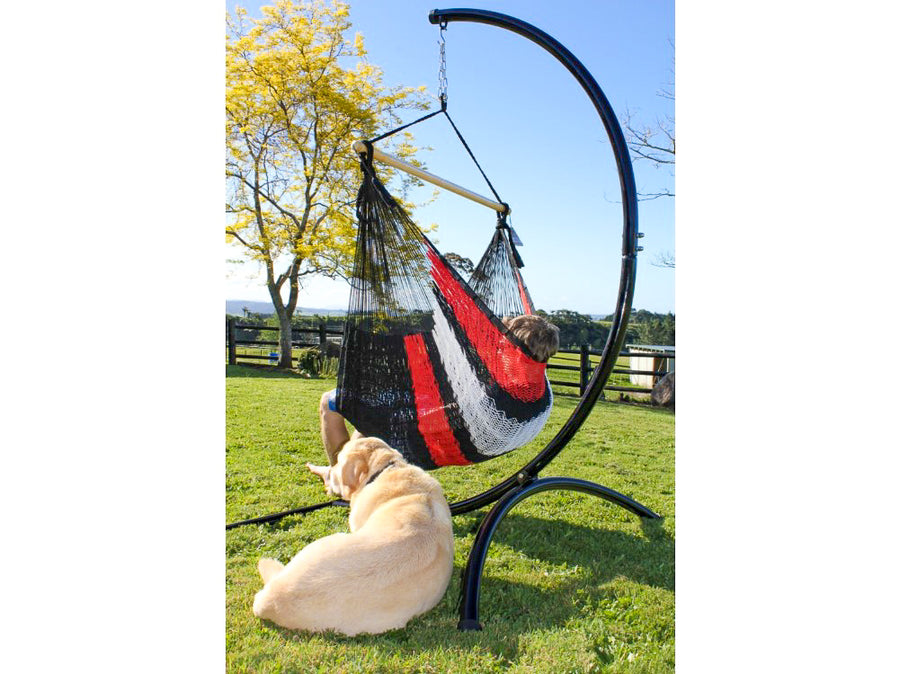 Woven Cotton Hammock Chair- Mexican