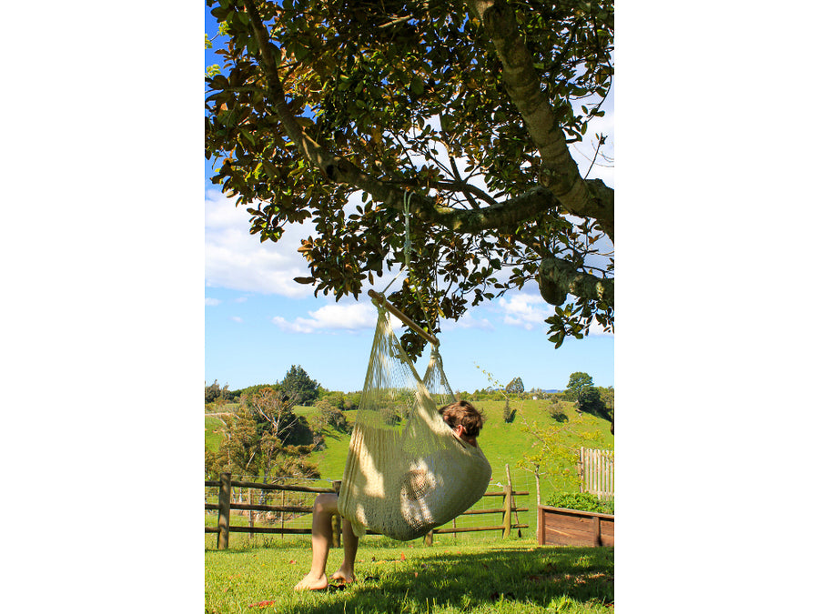 NZ Stockist of Fair Trade Chair Hammocks