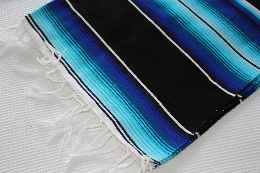 Sarape Blanket - Authentic Mexican Made