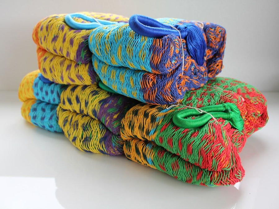 Unique Mexican Coloured Hammocks
