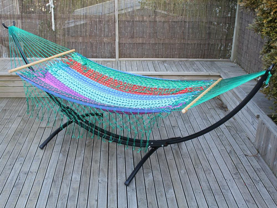 Mexican Bar Hammock and Freestanding Frame