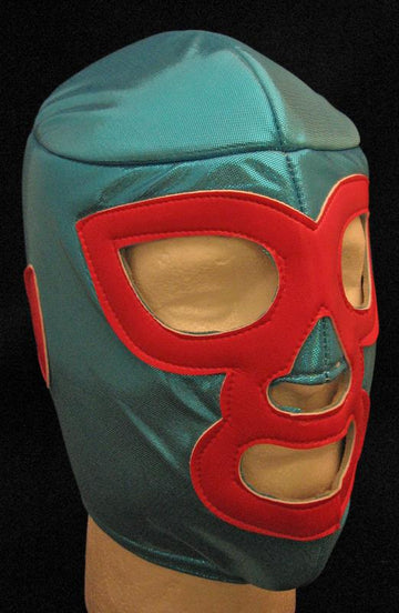 Nacho Libre Mexican Wrestling Mask