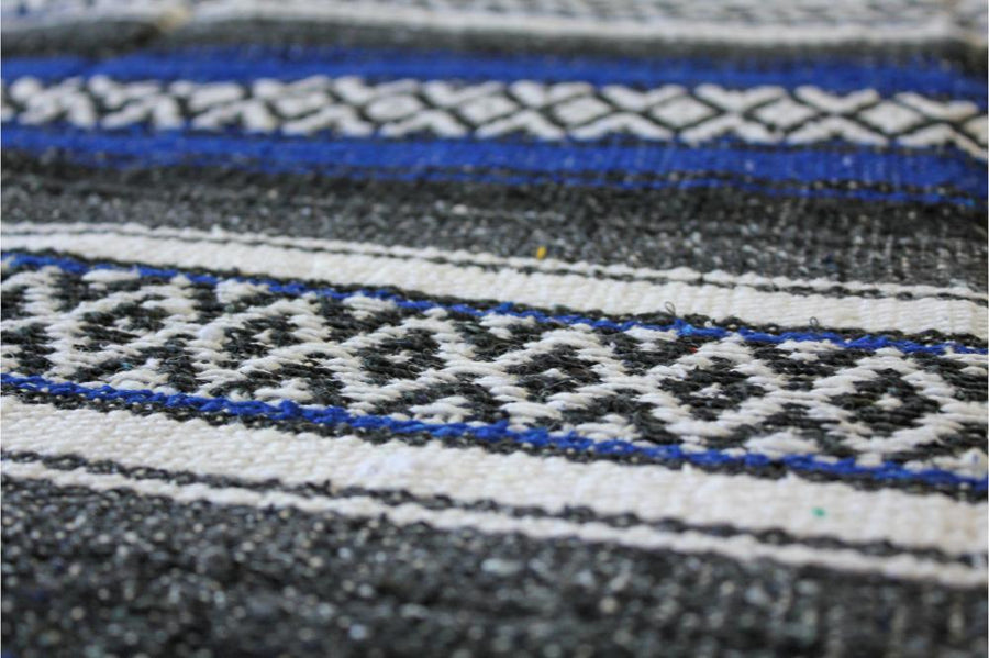 Patterned Mexican Blanket