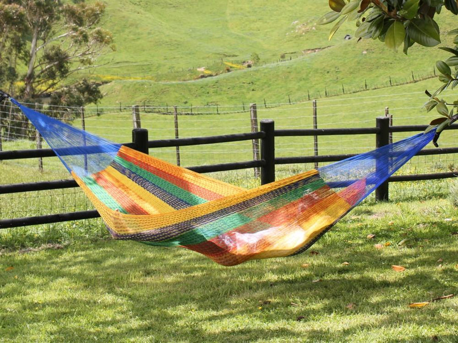 Colourful Garden Hammock
