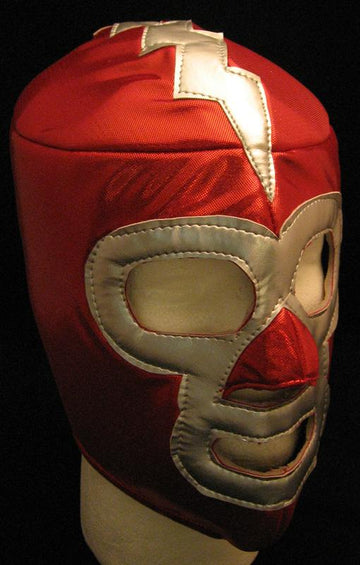 Rayo Escarlata Mexican Mask